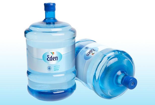 bronwater flessen bestellen