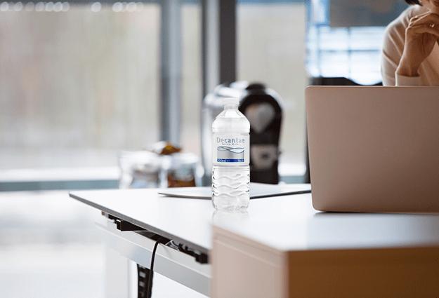 Kleinverpakkingen bronwater